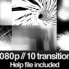 10 HD Transitions Bundle - E