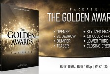 The Golden Awards Package