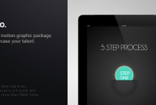iFolio: Portfolio After Effects Template