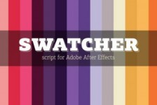 Swatcher Script for Adobe After Effects