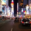 Times Square New York City at night Full HD