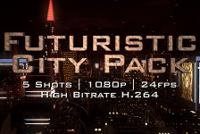 Futuristic City Pack