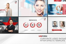 Uniform - Corporate Video Package