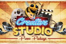 Creative Studio Promo Package