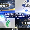Casino/Jackpot/Lottery Winner