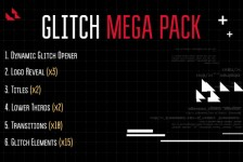 Glitch Mega Pack