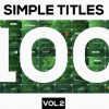 100 Motion Titles and Lowerthirds Vol.2