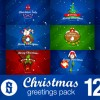 Christmas Pack Intro - Outro - Logo Openers