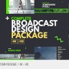 Complete Broadcast Design Package