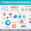 Corporate Typography & Infographics Pack