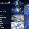 Earth Zoom Customize Kit 4