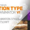 Motion Type - Text Animator