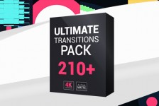 Ultimate Transitions Pack 4K