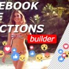 Facebook Live Reactions Builder