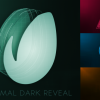 3D Minimal Dark Logo Reveal
