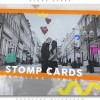 Stomp Cards Parallax Opener