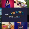 Motion Type - Titles Pack