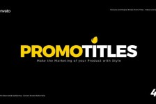 Simple Promo Titles Package