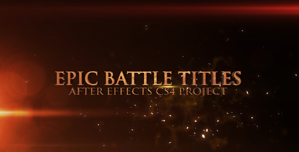 Epic Battle Titles