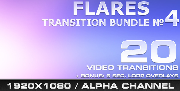 Flares Transition Bundle - 4