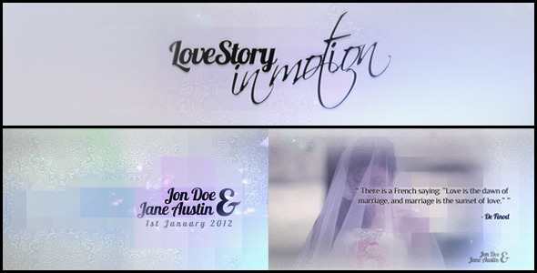 Love Story - In Motion