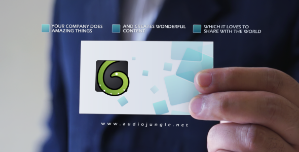 Business Card V1