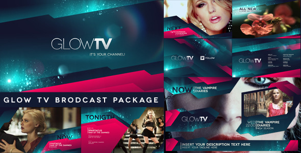 Glow TV Broadcast Package