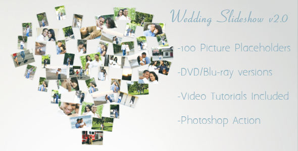 Wedding Slideshow v2.0