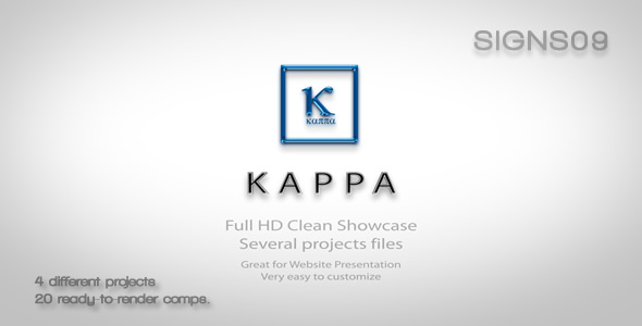 Kappa Website Promotion Full HD