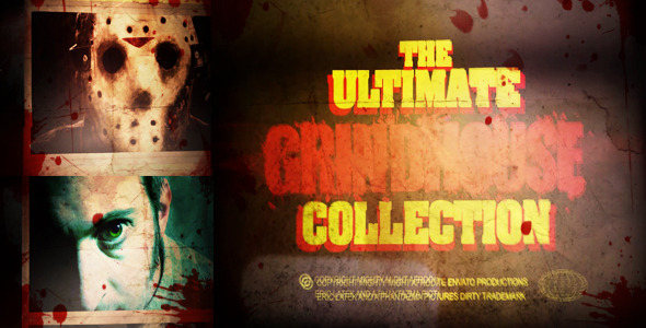 The Ultimate Grindhouse Collection V1