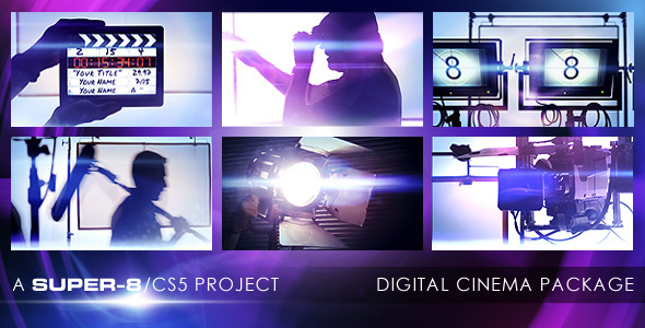 Digital Cinema Package