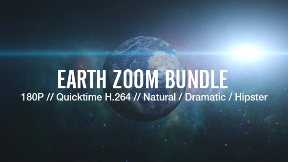 Earth Zoom Bundle