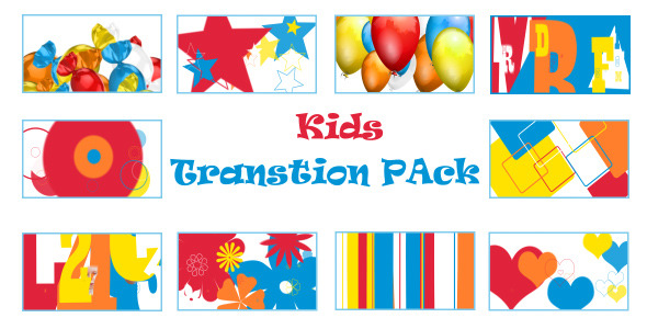 Kids Transition Pack
