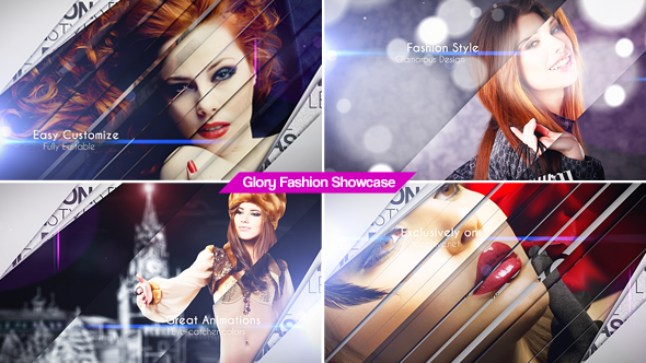 Glory Fashion Showcase