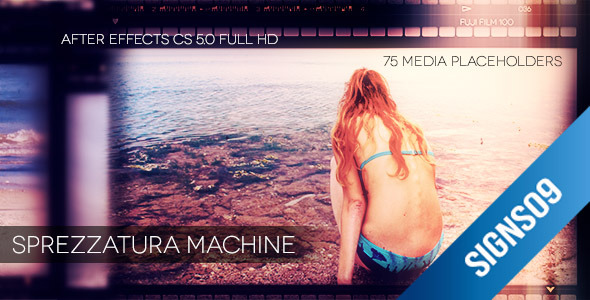 Sprezzatura Machine Photo Gallery Pack