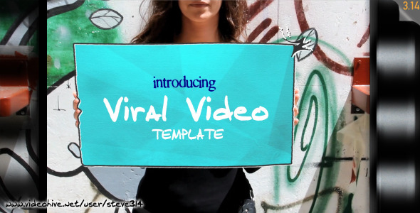 Viral Video Template
