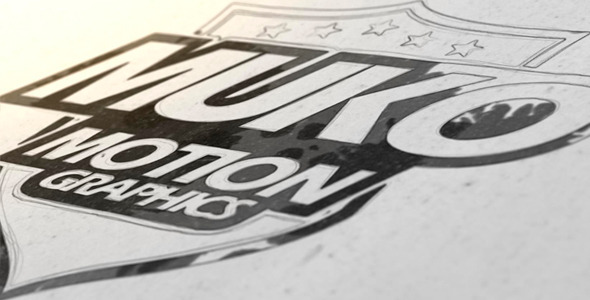 Draw And Ink Logo
