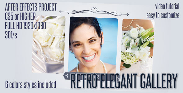 Elegant Retro Gallery