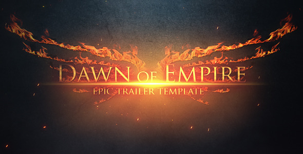 Epic Trailer - Dawn of Empire