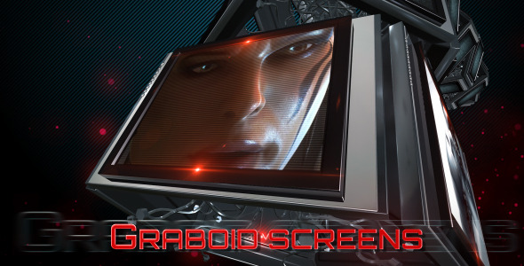 Graboid Screens