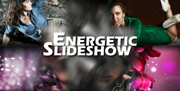 Energetic Slideshow
