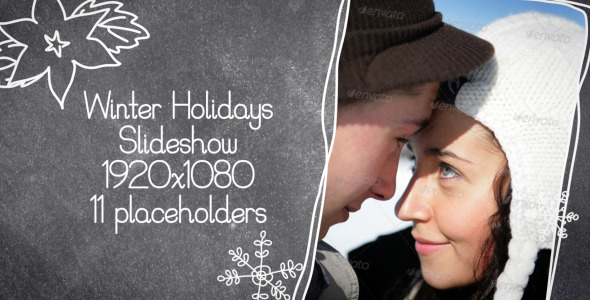 Winter Holidays Slideshow