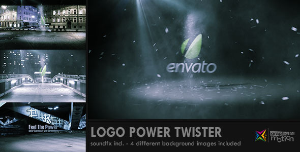 Logo Power Twister