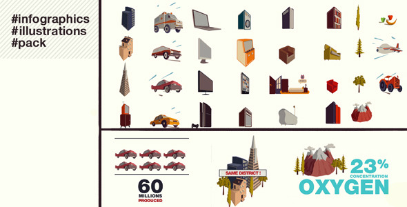 Infographics Illustrations