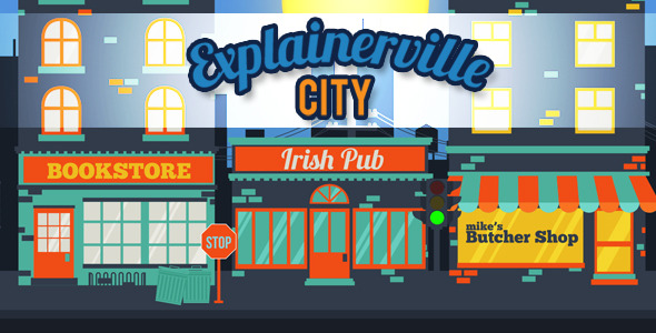 Explainerville City