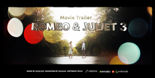 Romeo & Juliet 3 (Movie Trailer)