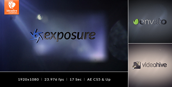 Exposure - Logo Intro