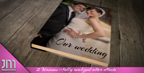 Wedding Story Presentation