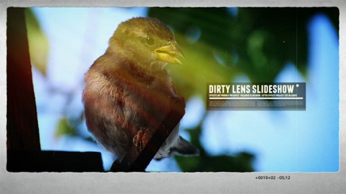 Dirty Lens Slideshow