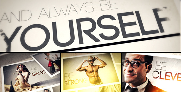 Always BE Yourself - Photo Gallery